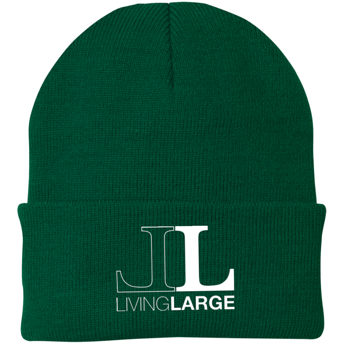 Living Large -  Knit Cap