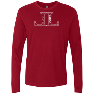 Living Large - The Dapper Dan Words of Wisdom Men's Premium Long Sleeve