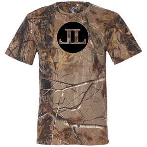 Living Large - The Infinity Short Sleeve Camouflage T-Shirt