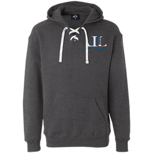 Living Large - The Hipster Helen All American Heavyweight Sport Lace Hoodie