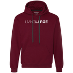 Living Large - The King James Heavyweight Fleece Sweatshirt