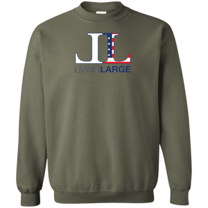 Living Large - The Louie All American Crewneck Sweatshirt