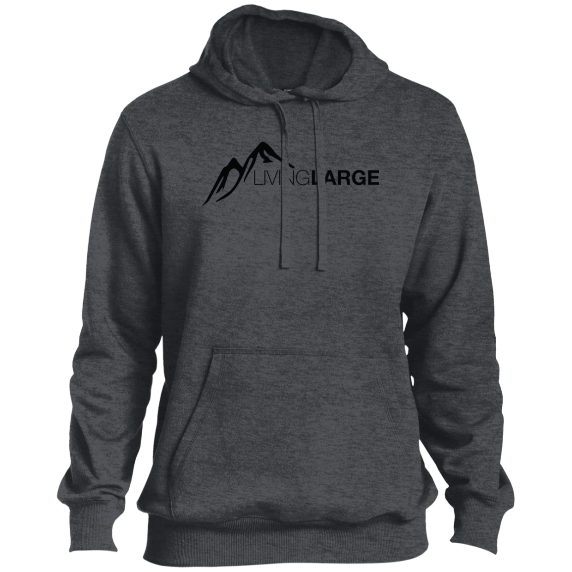 Living Large - The Simply Sporty Peak Collection Tall Hoodie
