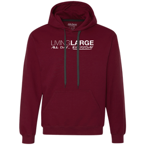 Living Large - The King James All Day Everyday Heavyweight Fleece Sweatshirt