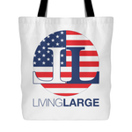 Living Large Tote Bag
