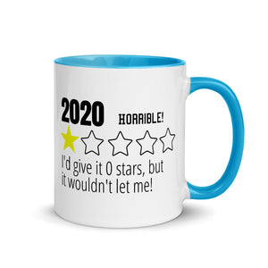 Funny 2020 Mug - Mugs With Sayings For Men, Women, Mom, Dad, Him - 2020 Grad Gifts