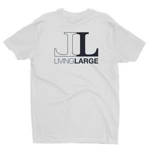 Original LIVING LARGE Short Sleeve Men's T-Shirt