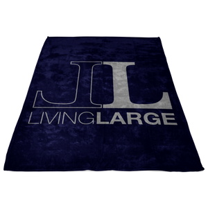 Living Large - Plush Fleece Blanket