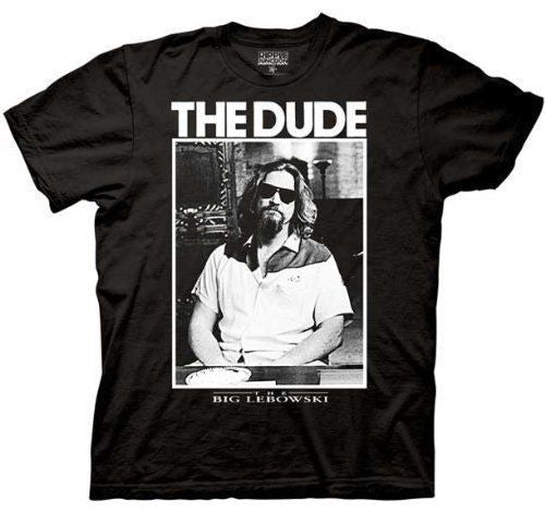 "The Big Lebowski ""The Dude""  T-shirt"
