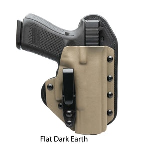 Hidden Hybrid Holsters Flat Dark Earth Kydex