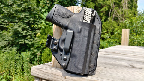 Walther - PPQ M2 5in 9mm /  40SW - Single Clip Strong Side/Appendix IWB
