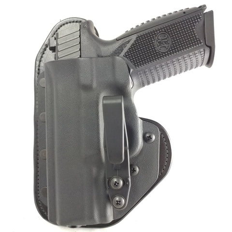 FN FNP9 FNP40 Holster SOB small of the back