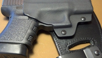 Walther - Creed - Double Clip IWB & OWB