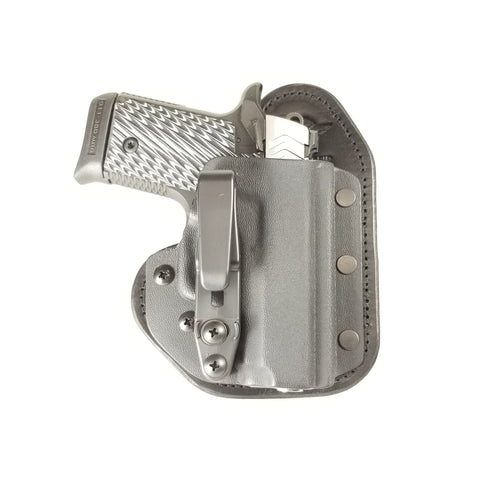 Colt - Mustang Lite Square Triggerguard - Appendix Carry - Strong Side - Single Clip