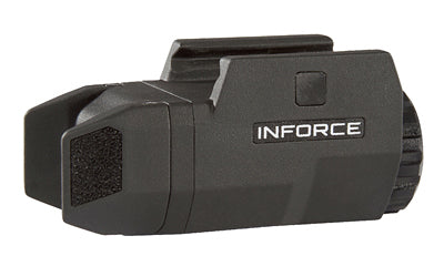 INFORCE APLc, 200 LUMEN, LED, MIL-STD-1913 Rail, Black, SKU: AC-05-1