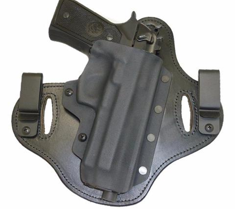 Beretta 92 - Hidden Hybrd Holsters - 2 Clip Holster - iwb and owb