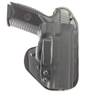 FNH USA - FNP9 - FNP40 - Single Clip Strong Side/Appendix IWB