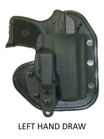 Ruger - SR9c - Single Clip Small of the Back