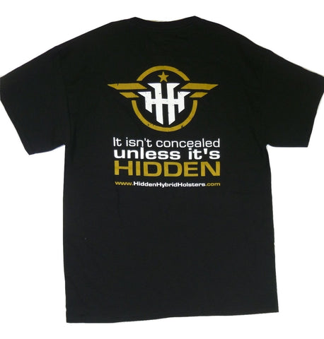 Hidden Hybrid Holsters T-Shirt