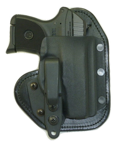 Ruger - LCR .38 Special - Single Clip Strong Side/Appendix IWB