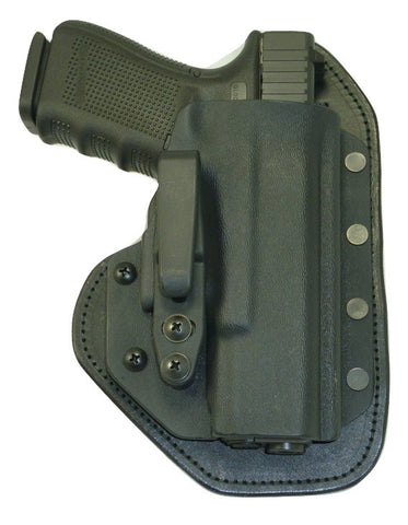 Glock - 17, 22, 31, 37 - Appendix Carry - Strong Side - Single Clip