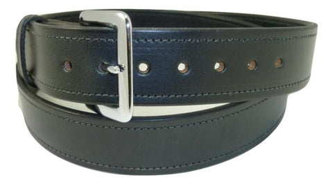 "1.5"" Heavy Duty Leather Gun Belt"