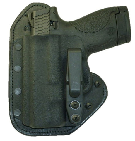 Wilson - EDC X9 with Rail - Small of the Back Carry - Single Clip