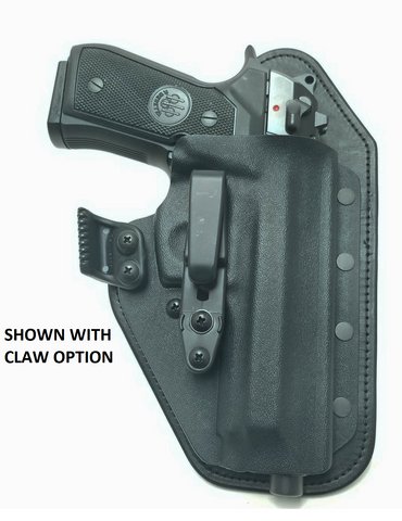 Beretta - 92 Compact with Rail - Single Clip Strong Side/Appendix IWB
