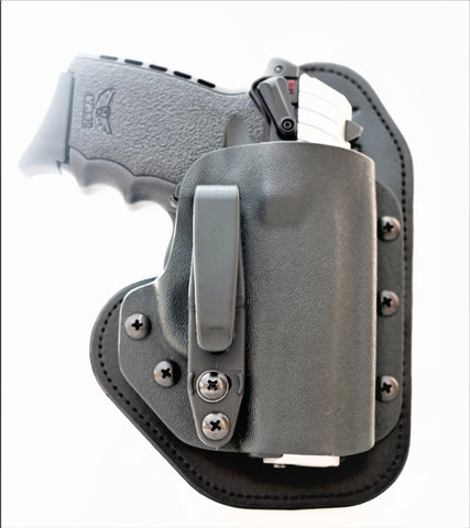 SCCY - CPX1 - Appendix Carry - Strong Side - Single Clip