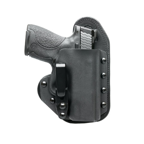 Smith & Wesson - MP Shield M2.0 9/40 NO built in LASER - Appendix Carry - Strong Side - Single Clip