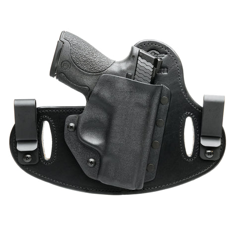 Smith & Wesson - MP Shield M2.0 9/40 Built in LASER - IWB & OWB - Double Clip