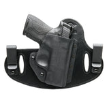 Smith & Wesson - MP Shield 9/40 - IWB & OWB - Double Clip