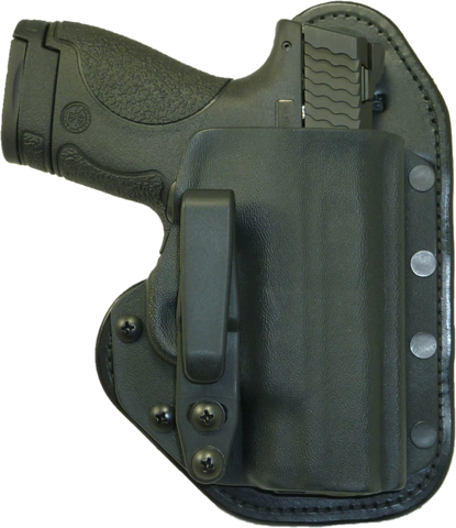 Bersa - BPCC .380acp, 9mm, 40SW - Single Clip Strong Side/Appendix IWB