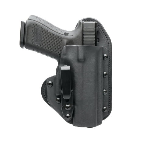 Glock - 19, 23, 25, 32, 38 - Appendix Carry - Strong Side - Single Clip