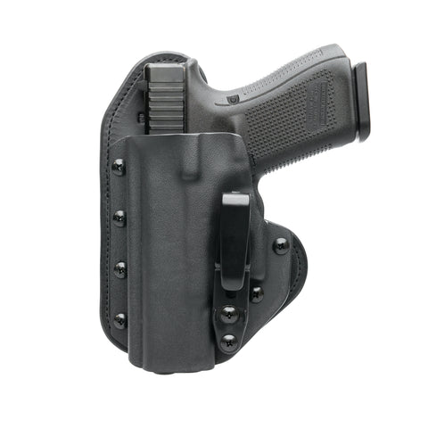 Glock - 19, 23, 25, 32, 38 - Small of the Back Carry - Single Clip