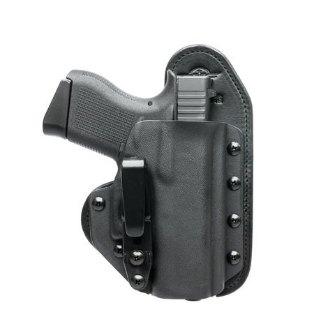 Glock - 43 - Appendix Carry - Strong Side - Single Clip