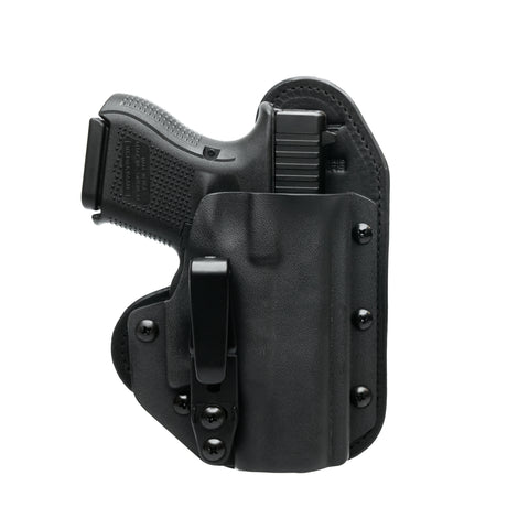Glock - 26, 27, 28, 33, 39 - Appendix Carry - Strong Side - Single Clip
