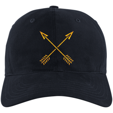 Buffalo Soldiers-Unstructured Cresting Cap