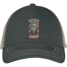 DT630 District Mesh Back Cap-Bulletx