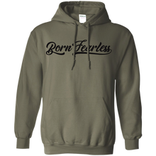 Born Fearless-Pullover Hoodie 8 oz.-Men's wear-unisex