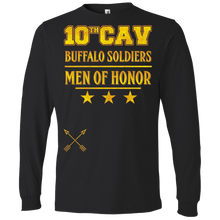 Buffalo Soldiers-Lightweight LS T-Shirt