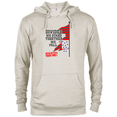 Divided-French Terry Hoodie-men's wear