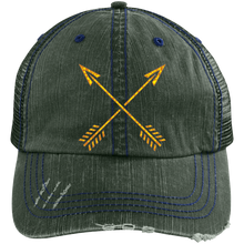 Buffalo Soldiers-Unstructured Trucker Cap