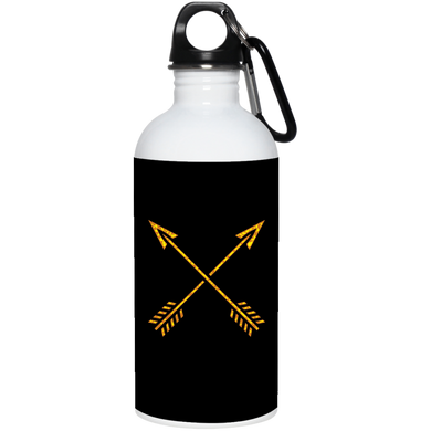 Buffalo Soldiers-Stainless Steel Water Bottle