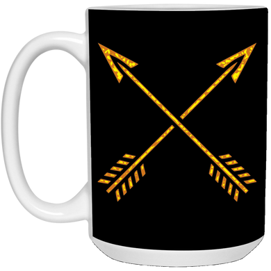 Buffalo Soldiers-15 oz. White Mug