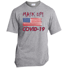 Mask Up !-USA100 Made in the USA Unisex T-Shirt