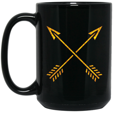 Buffalo Soldiers-15 oz. Black Mug