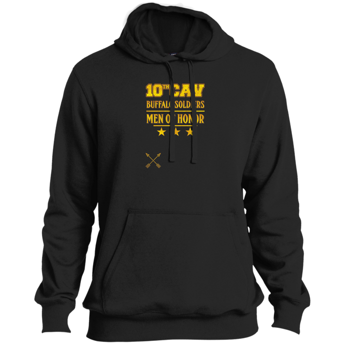 Buffalo Soldiers- Sport-Tek Tall Pullover Hoodie