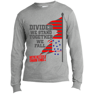 Divided- LS Made in the US T-Shirt-men's wear