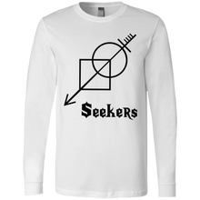 Seeker-Canvas Men's Jersey LS T-Shirt-men's